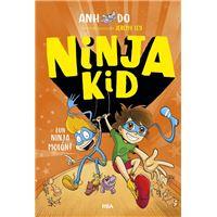 Ninja Kid 4. Un ninja molón