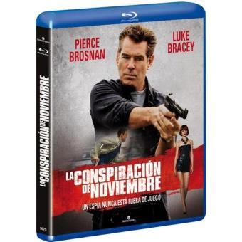 La conspiración de noviembre - Blu-Ray