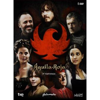 Águila RojaÁguila Roja - Temporada 3 - DVD