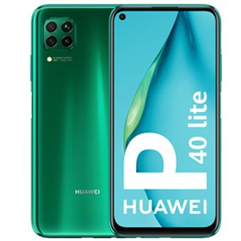 Huawei P40 Lite 6,4'' 128GB Verde