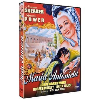 María Antonieta - DVD