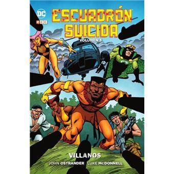 Escuadrón Suicida 3 - Villanos