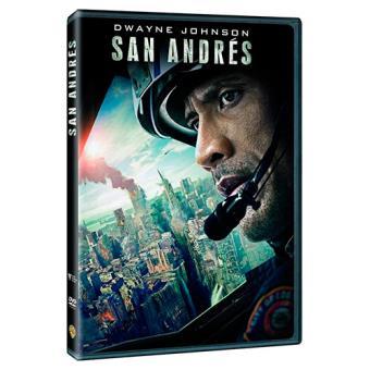 San Andrés - DVD