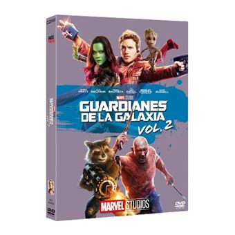 Guardianes de la Galaxia, Vol 2   Ed Oring - DVD