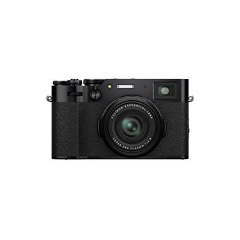 Cámara compacta Fujifilm X100V Negro