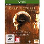 The Dark Pictures Anthology: Volumen 1 Edición limitada Xbox One