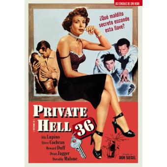 Infierno 36 (Private Hell 36) - DVD
