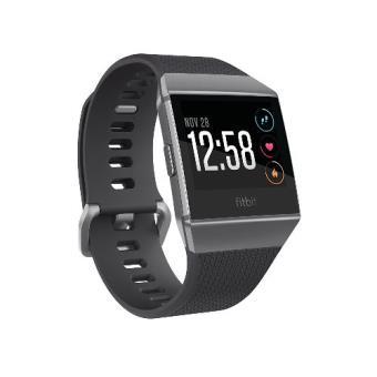 Smartwatch Fitbit Ionic Gris carbón - Gris basalto Talla única