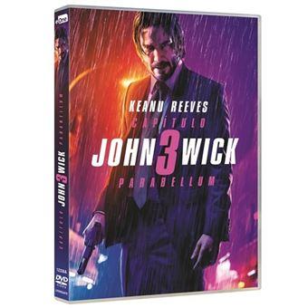 John Wick 3 Parabellum - DVD