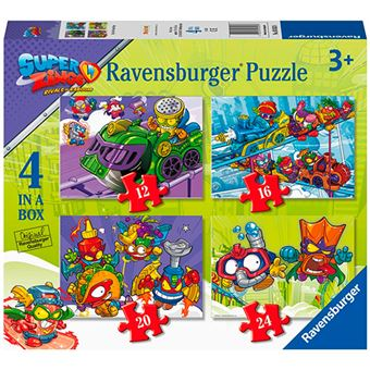 Puzzle 4 in a Box Ravensburger