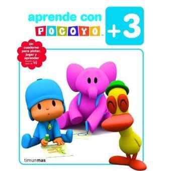 Aprende con Pocoyó y sus amigos +3