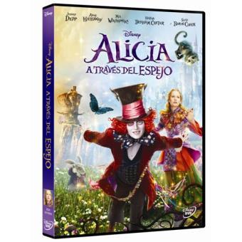Alicia a través del espejo - DVD