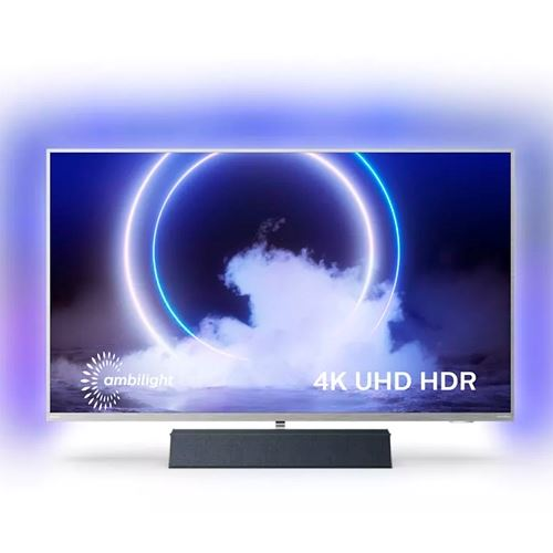 Tv led 43'' philips 43pus9235 4k uhd hdr smart tv