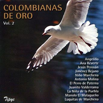 Colombianas de Oro Vol 2