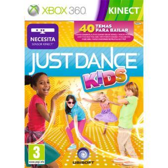 Just Dance Kids Kinect Xbox 360 Para Los Mejores Videojuegos Fnac