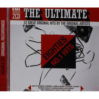 The Ultimate Eighties No.1 Hits