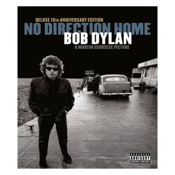 No Direction Home. Bob Dylan - Blu-Ray