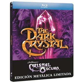 Cristal Oscuro - Steelbook Blu-Ray  Ed Limitada