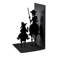 Sujetalibros Balvi Don Quijote negro