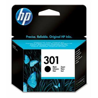 Cartucho de tinta HP 301 Negro