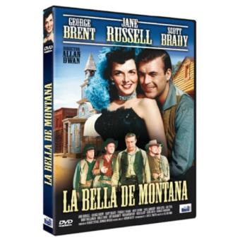 La bella de Montana - DVD