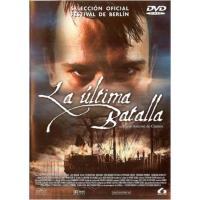 La última batalla - DVD