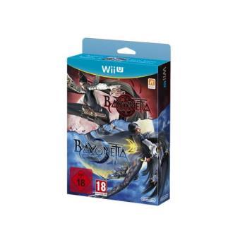 Bayonetta 2 Edición Limitada (incluye Bayonetta 1 + Bayonetta 2) Wii U