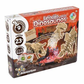 Science4you - La extinción de los dinosaurios