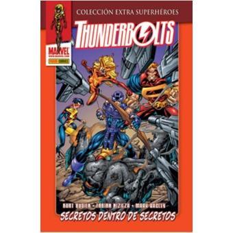 Thunderbolts 3. Secretos dentro de secretos