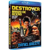 Destroyer, Brazo de acero - Blu-Ray