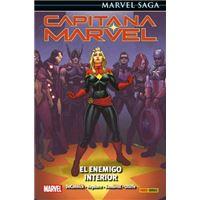 Marvel Saga. Capitana Marvel  3
