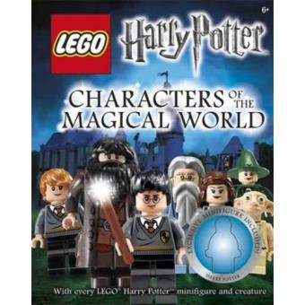 Harry Potter Characters of the Magical World LEGO