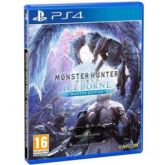Monster Hunter World: ICEBORN Master Edition - PS4