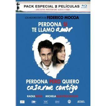 Pack Perdona si te llamo amor + Perdona pero quiero casarme contigo - Blu-Ray