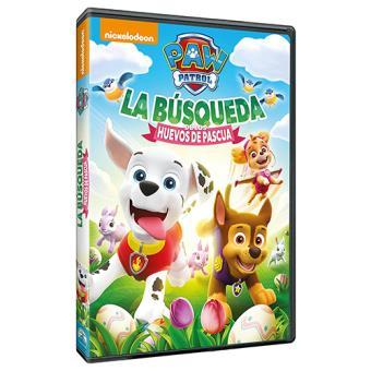 Patrulla Canina: La búsqueda de los huevos de Pascua - DVD