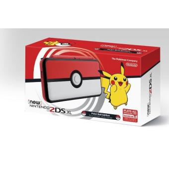 Consola New Nintendo 2DS XL Pokéball Edition
