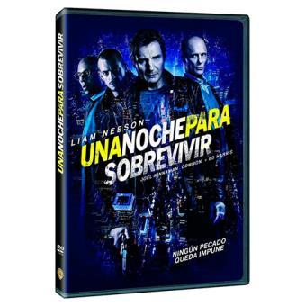 Una noche para sobrevivir - DVD
