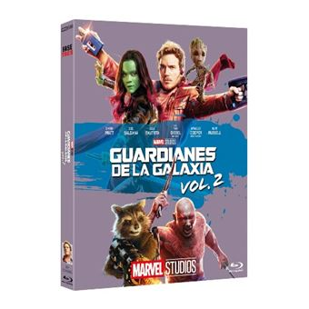 Guardianes de la Galaxia, Vol 2   Ed Oring - Blu-Ray