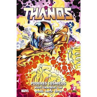 Thanos:-poderes cósmicos