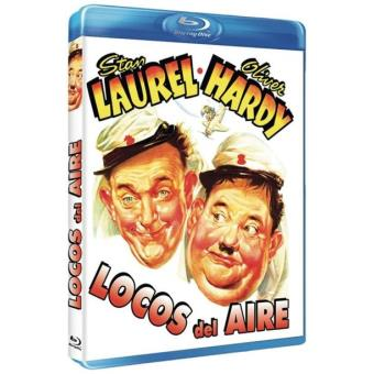 Locos del aire - Blu-Ray