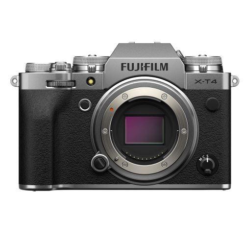 Cámara EVIL Fujifilm X-T4 Plata Body