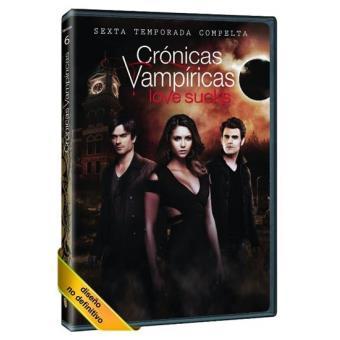 Crónicas VampíricasCrónicas Vampíricas  Temporada 6 - DVD