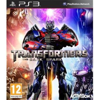 Transformers The Dark Spark Ps3 Para Los Mejores Videojuegos Fnac