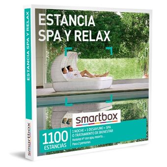Caja Regalo Smartbox - Estancia Spa y Relax