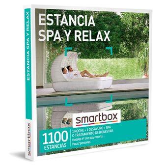 Caja regalo Smartbox Estancia Spa y Relax