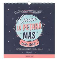 Mr Wonderful Calendario de pared 2020 – El primer calendario que te predice el futuro