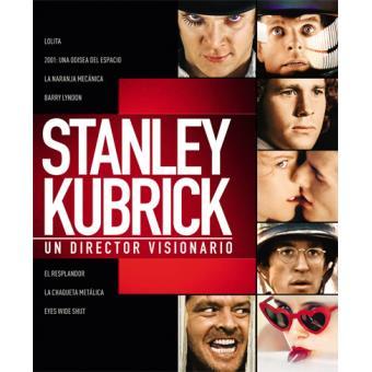 Pack Stanley Kubrick - Blu-Ray