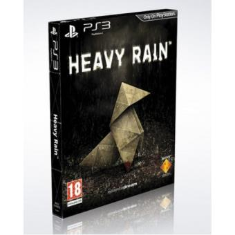 Heavy Rain Edición Especial PS3