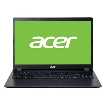 Portátil Acer Aspire 3 A315-54K 15,6'' Negro