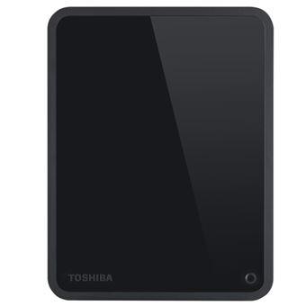 Disco duro externo Toshiba Canvio Desktop 4TB 5.5'' Negro
